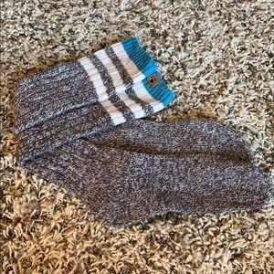 NWOT bear paw socks